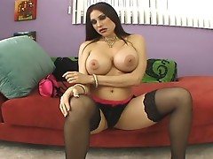 Pervered MILF enjoys a thick cock