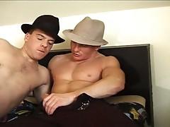 cowboy studs!