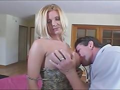 Big tits blonde anal pounded hardcore