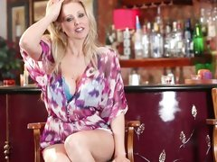 Awesome Julia Ann shows off her amazing rack