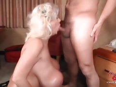 Claudia Marie Big Fake Tits Double Creampie