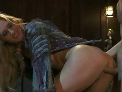 Rampant Tanya Tate gets slammed up her wet pussy