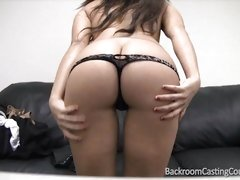 She Loves Anal. Loves It. Interview leads to ass fuck