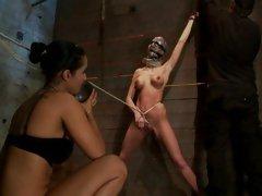 Sizzling Kaylee Hilton gets her pantie pot tormented
