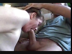 Hot mature gal lets grubby dude fuck her ass