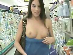 Sexy girls love outdoor nudity