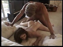 Light spanking and good sex with babe