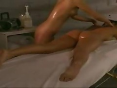 Lesbian sex and sensual solo play