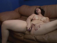 Incredible babe rides his cock lustily