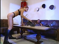 Full length German porn with many scenes
