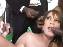 Dana DeArmond hot babe suck lots of cocks