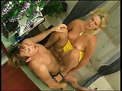Agatha and Rolf lascivious Mom