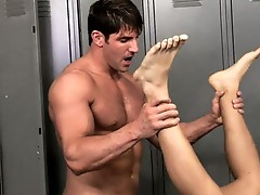 Vincent DeSalvo gets his first Randy Blue ass ramming from the incredibly sexy Jeremy Walker.