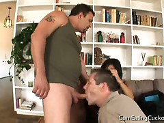 Interracial bisex with maya bazin and her hubby