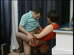 Christina and Monty furious mature hard action