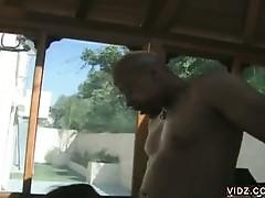 Ebony whore stacy pink whore enjoying one great fuck
