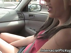 Chantell merino get hard fucked by a black dick
