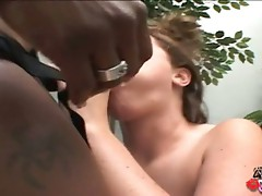 Jada fire & nadia sinn fucking in a hot lesbian interracial scene