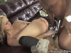 Big Bad Dick Loves Sweet Blonde Pussy