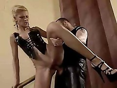 German babes sucking and taking these hard cocks deep down