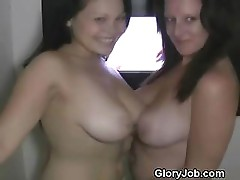 Two Sluts One Booth