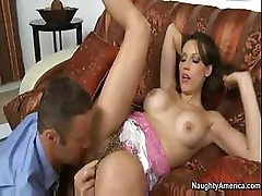 Layla Rivera is a hot Latina who is hungry for a hard fuck