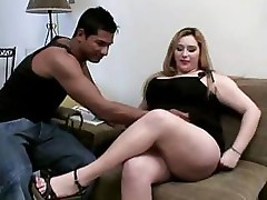 BBW Fucks Big Cock