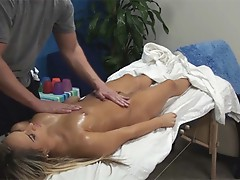 Massage big tit and fuck