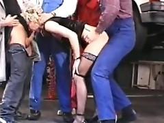 Group sex dominance