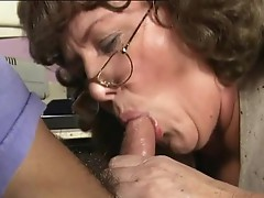 Old mom porno big cock