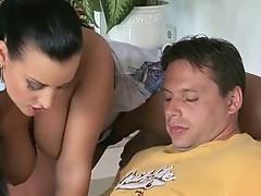 Big boob hot brunette pics