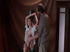 Sexy ALyssa Milano in eritic movie scene scene