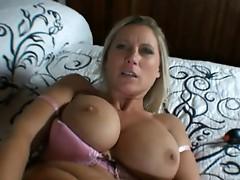 Hawt Devon Lee masturbates