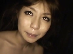 Aya Hirai Lovely oriental milf loves cock