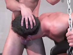 Igor Lucas and Zac Zaven extreme gay sex