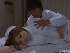 Asian threesome oral sex