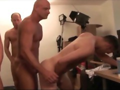 German cum pigz - scene 5