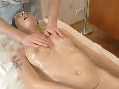 A MasSage is just what tthis guy virgin ordered