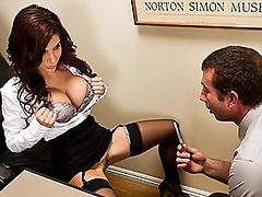 Porn vid tub big tits uniform