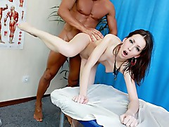 Twat mwazooage and ass massage fuck