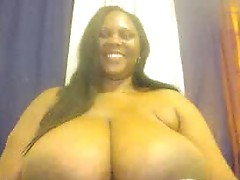 Ebony masturbation bbw