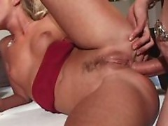 Girl shit while getting anal fucked