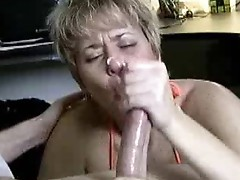 Mommy Tracy Make Joey Burst