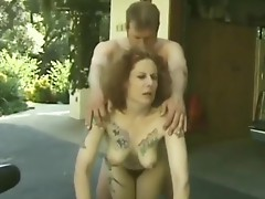 Diana Loves Getting Fucked in Her Hairy Cunt