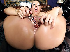 Creampie On A Divine Ass