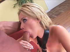 Sindee Jennings and bulky cock