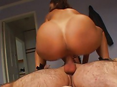 MILF enjoys it vaginal