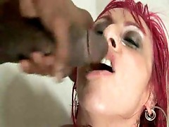Raven Black loves big black dick