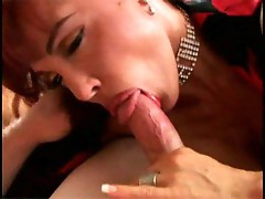 She is very horny