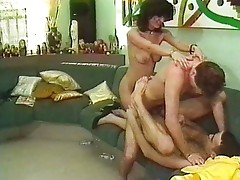 Bi sex group action